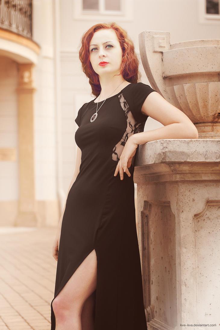 Dark lady II by Kva-Kva