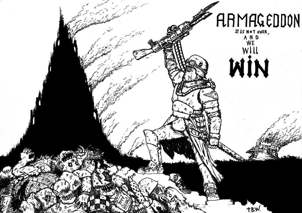 Armageddon by TheHolyWenzel
