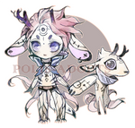 [CLOSED] adopts auction  - Aisurah - Tree Keepers