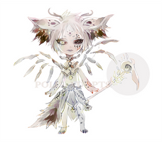 [CLOSED] adopts auction - Demise Blow by Polis-adopts