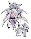 [CLOSED] Adopt set price - Wounded Owl
