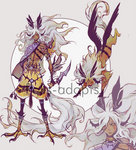 [CLOSED] adopts auction - Aisurah - Wind Strikers