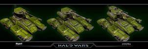 Halo Wars UNSC Scorpion