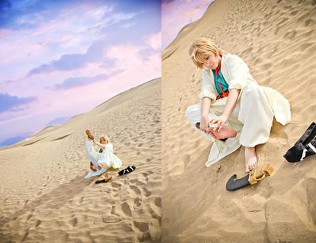 M A G I - Alibaba Saluja desert