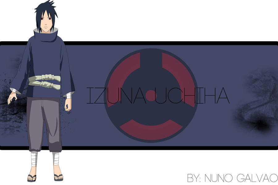 Izuna Uchiha Wallpaper by ItachiNG on DeviantArt