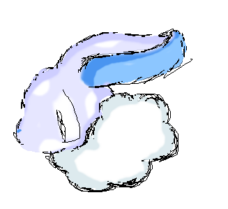 Cloud Cybunny by NeptuneSpirit
