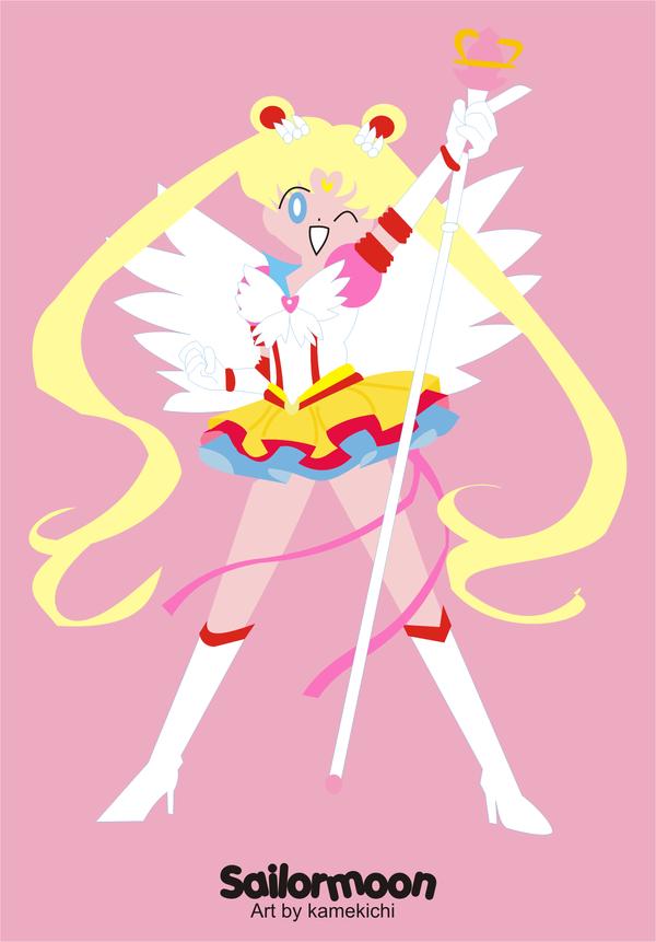Sailor Moon Cake Recipe
