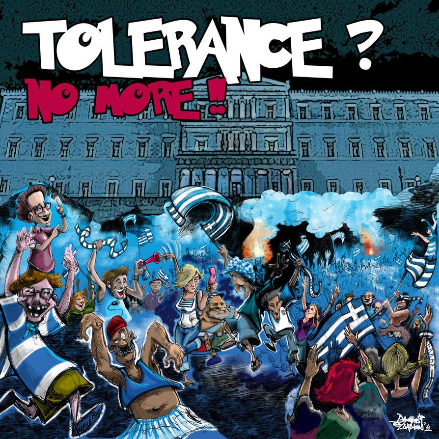 NO TOLERANCE by efdemon