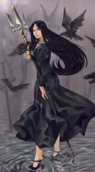 Saint Seiya: Pandora by Nadlia