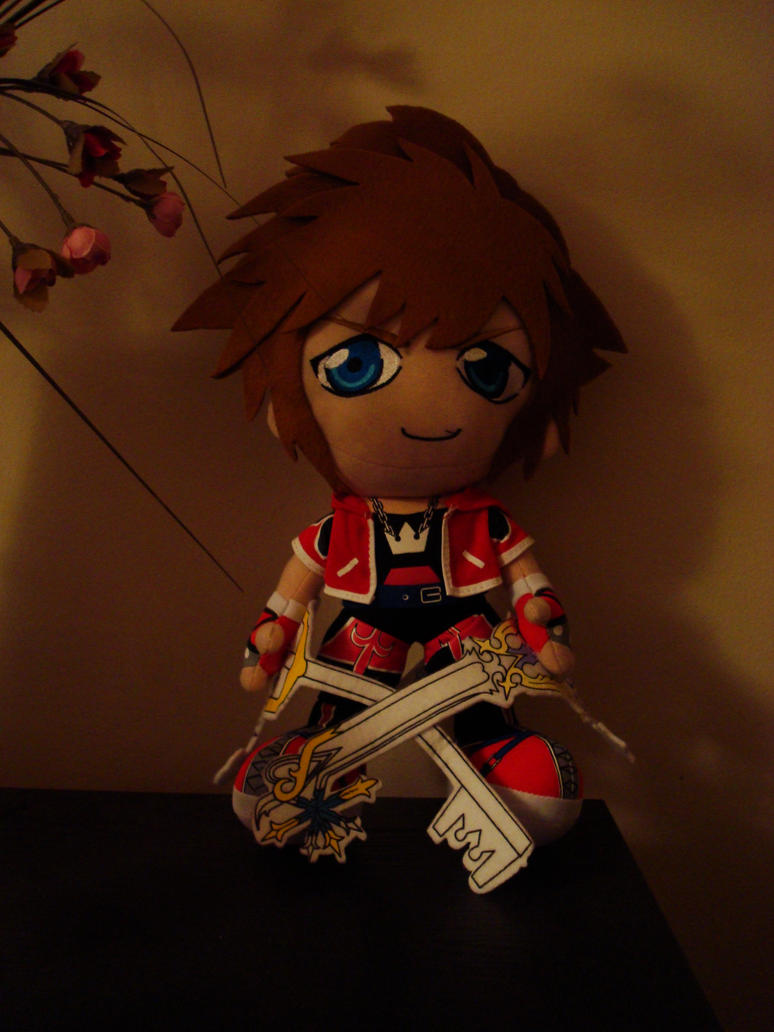 Sora doll by kairipapou123