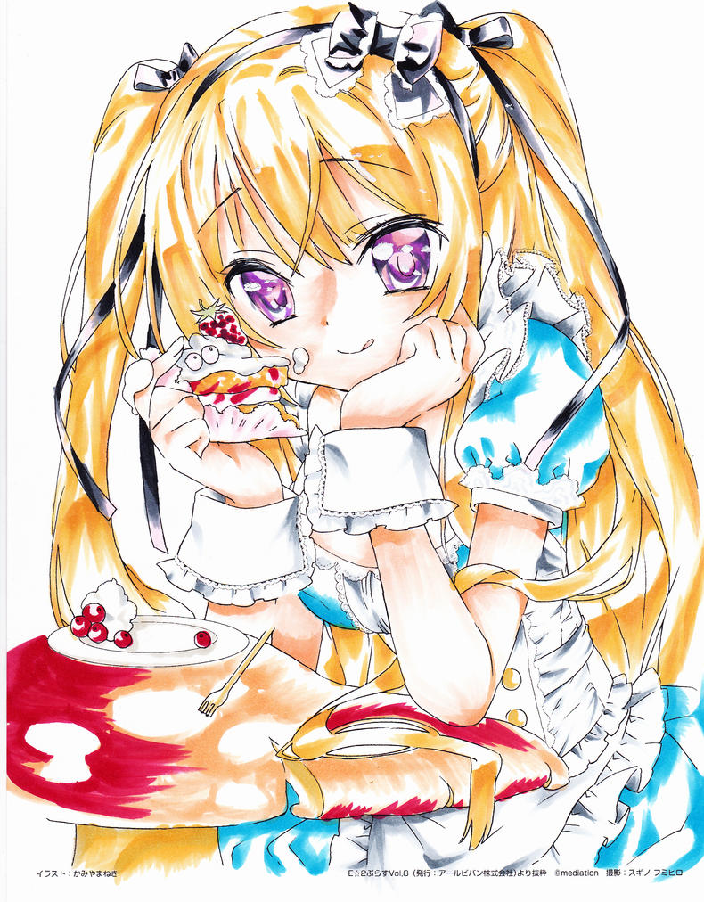 copic coloring by piscella on DeviantArt