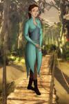 Nara (Kehra's mother, The Strainger) by Beathyra