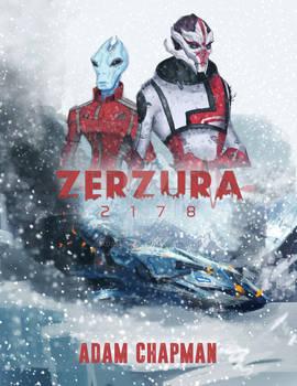 Zerzura: 2178 | Mass Effect Fanfiction, Cover