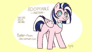 Adoptable Auction (CLOSED) by Butter-Fhon