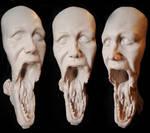 Chienne Sculpture