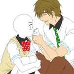 Free! Makoto x OC