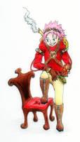 Steampunk Natsu color