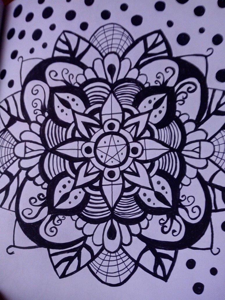 mandala by Sheena1234