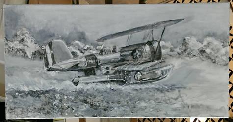 Grumman J2F Duckplane