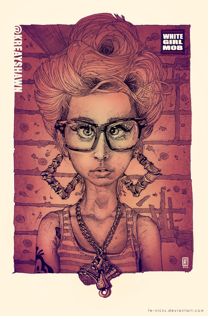 @KREAYSHAWN.. by Fe-Nicks