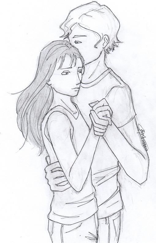 Dance with Alex by chrysalisgrey
