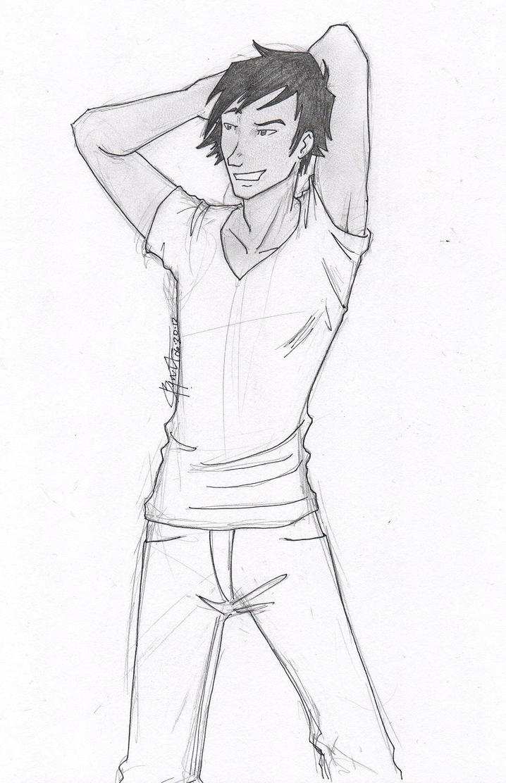 Kenji by chrysalisgrey