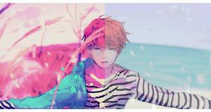 BTS 'Spring Day' MV Teaser JIMIN (+speedpaint)