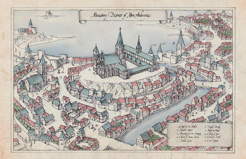 how to draw fantasy art & rpg maps pdf