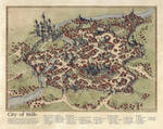 City of Hills 2015: Challenge Map