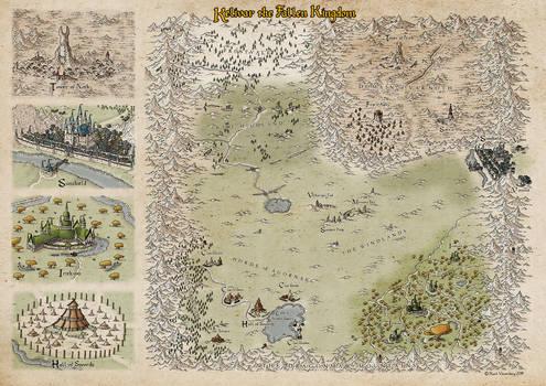 Kelivar the Fallen Kingdom