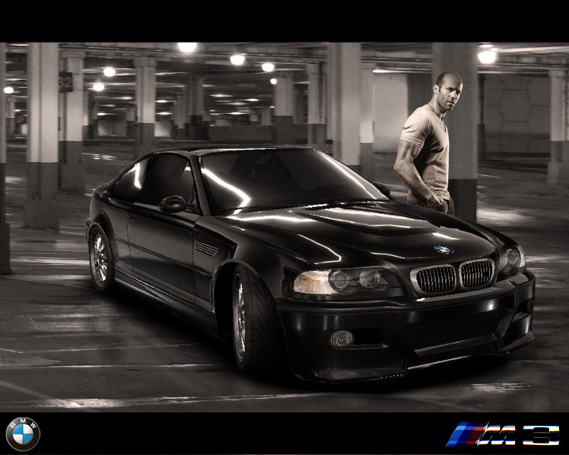 Jason Statham S Bmw M3 By Neo Duelist On Deviantart
