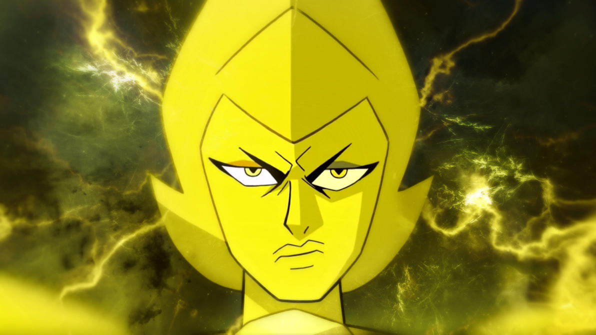 Reunited Yellow Diamond Edit by ConnieTheCasanova