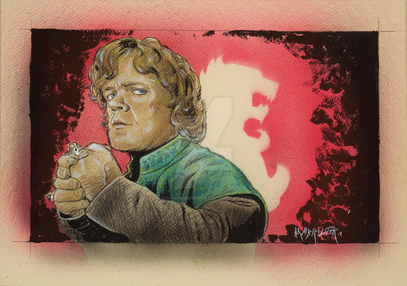 Tyrion by JohnArmbruster