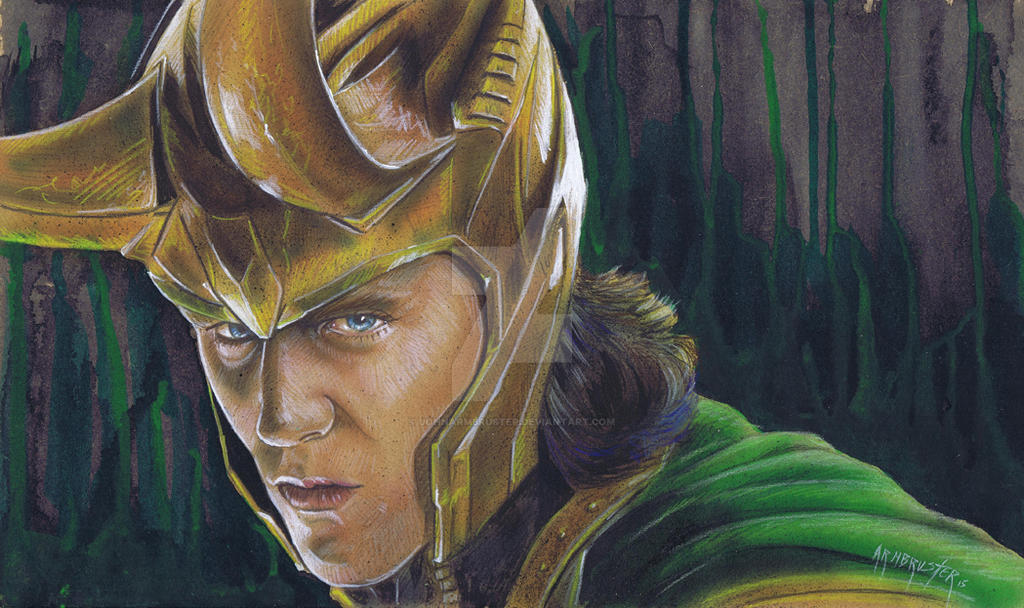 Loki by JohnArmbruster