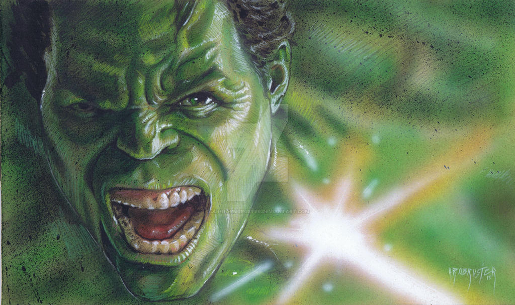Hulk by JohnArmbruster