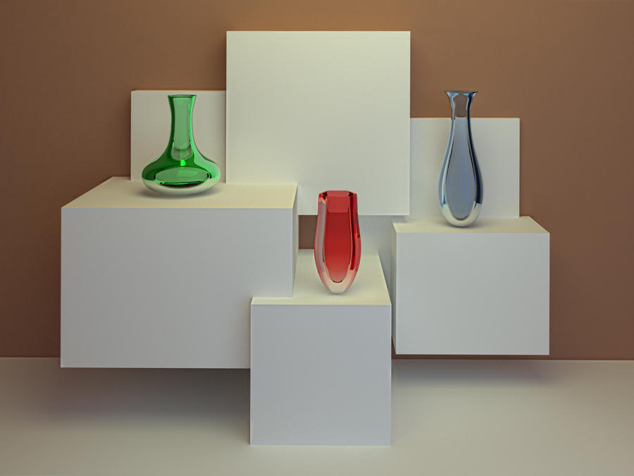 Vases by lampman