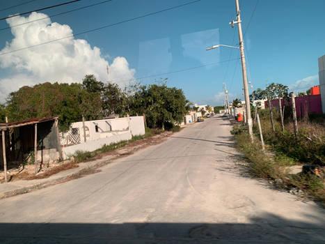 Mahahual Street 2