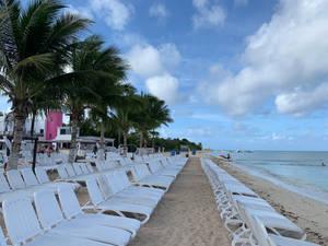 Playa Mia Beach in Cozumel, Mexico
