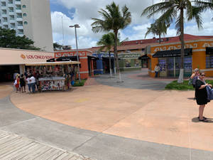 Cozumel Port, Mexico
