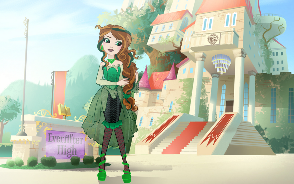 Ever After High: Theresa Toad by SnowFright