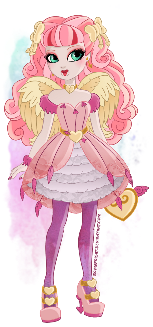 EAH: C. A. Cupid by SnowFright