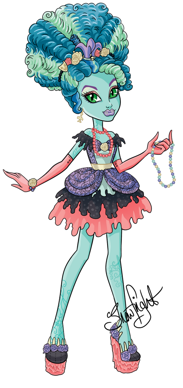 honey swamp monster high coloring pages hot girls wallpaper
