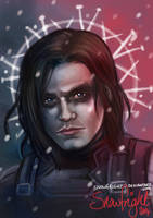 The Winter Soldier by SnowFright
