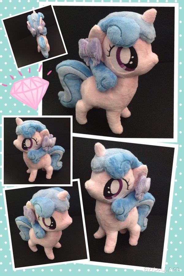 Pony Plush: Royal Ribbon by SnowFright