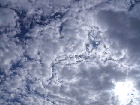Breville sur Mer - Clouds and Sky