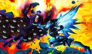 The Cosmic Clash: Blake vs Yogcraft