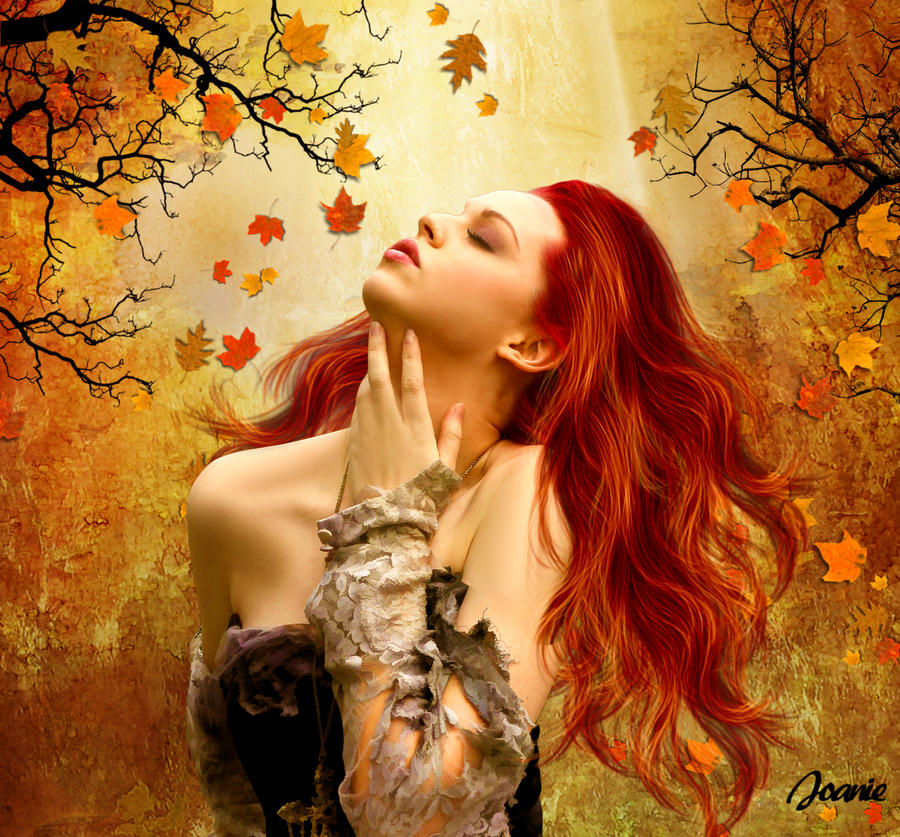 Autumn by joanielynn