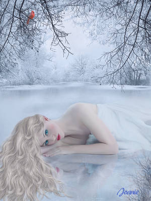 Winter by joanielynn