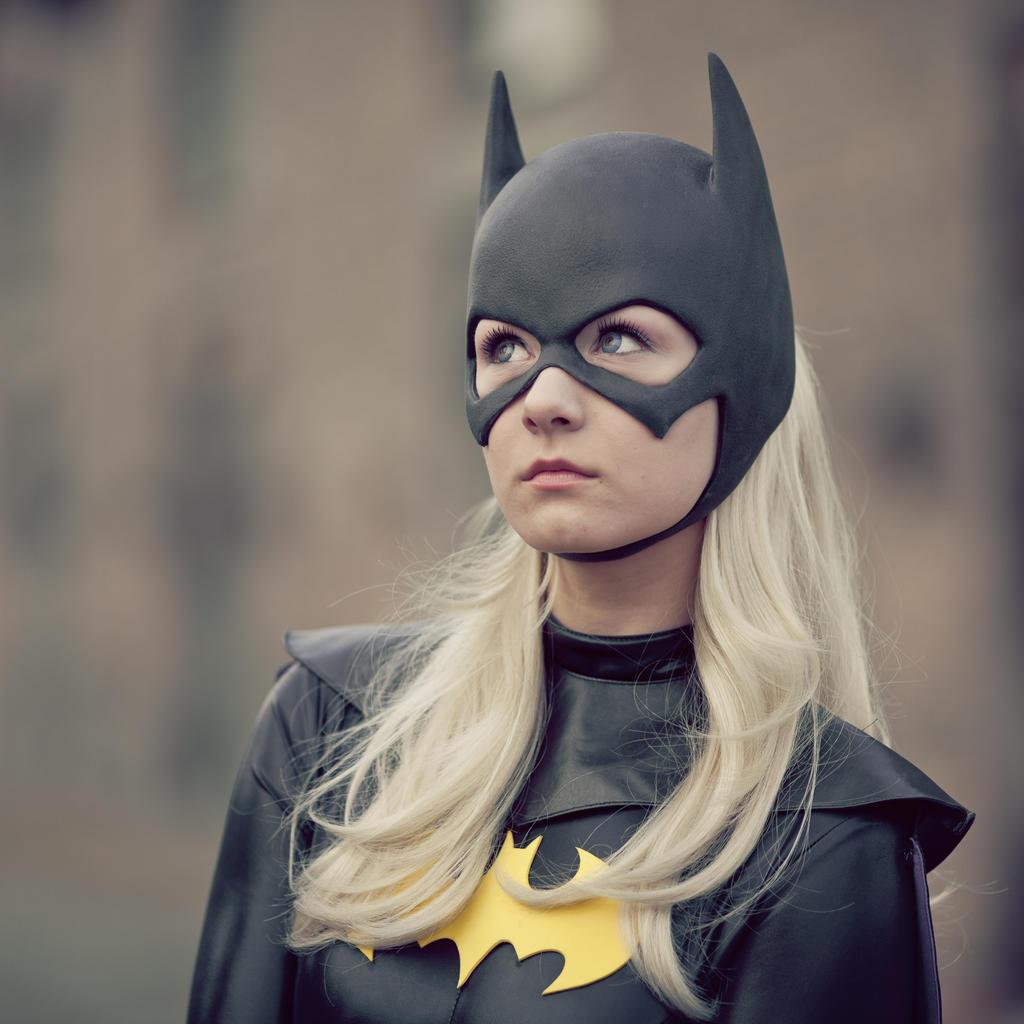 Sina - Batgirl : Stephanie Brown II by afflaf