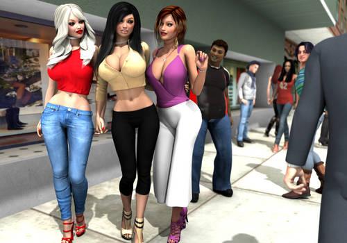 Barbie - Girlfriends